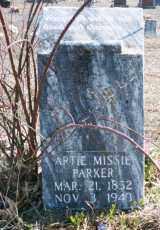 PARKER, ARTIE MISSIE - Madison County, Arkansas | ARTIE MISSIE PARKER - Arkansas Gravestone Photos
