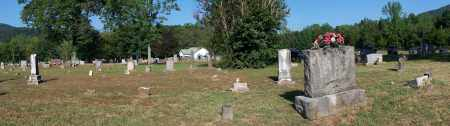 *PATRICK CEMETERY OVERVIEW,  - Madison County, Arkansas |  *PATRICK CEMETERY OVERVIEW - Arkansas Gravestone Photos