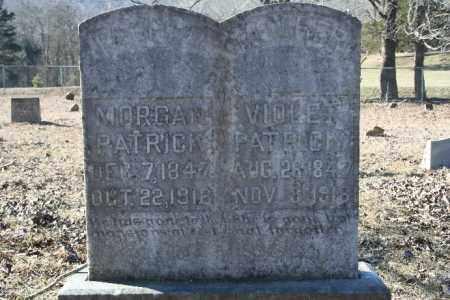 "PATRICK, MORGAN ""BUD"" - Madison County, Arkansas | MORGAN ""BUD"" PATRICK - Arkansas Gravestone Photos"