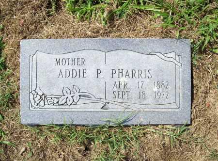 PHARRIS, ADDIE POLK - Madison County, Arkansas | ADDIE POLK PHARRIS - Arkansas Gravestone Photos
