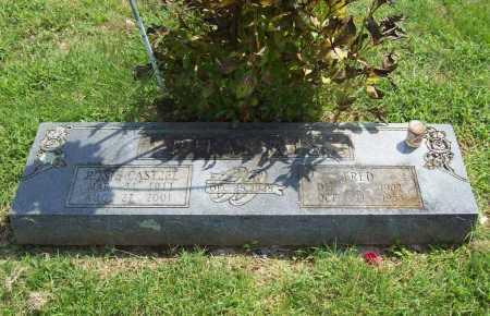 CASTEEL PHARRIS, ROSIE FRANCIS - Madison County, Arkansas | ROSIE FRANCIS CASTEEL PHARRIS - Arkansas Gravestone Photos