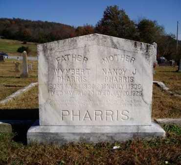 PHARRIS, WYMBERT - Madison County, Arkansas | WYMBERT PHARRIS - Arkansas Gravestone Photos