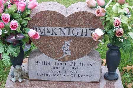 PHILLIPS, BILLIE JEAN - Madison County, Arkansas | BILLIE JEAN PHILLIPS - Arkansas Gravestone Photos