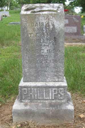 PHILLIPS, DAISY V. - Madison County, Arkansas   DAISY V. PHILLIPS - Arkansas Gravestone Photos