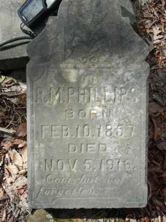 PHILLIPS, REUBEN MATTHEW - Madison County, Arkansas | REUBEN MATTHEW PHILLIPS - Arkansas Gravestone Photos