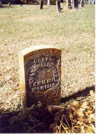 POLK, EVAN SHELBY - Madison County, Arkansas   EVAN SHELBY POLK - Arkansas Gravestone Photos