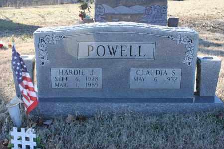 POWELL, HARDIE J. - Madison County, Arkansas | HARDIE J. POWELL - Arkansas Gravestone Photos