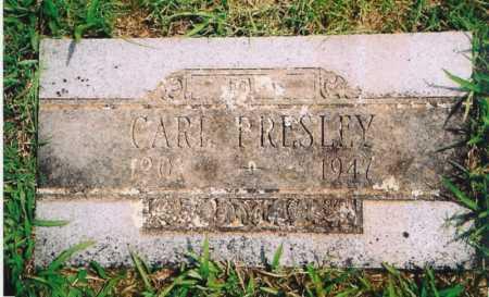 PRESLEY, CARL - Madison County, Arkansas | CARL PRESLEY - Arkansas Gravestone Photos