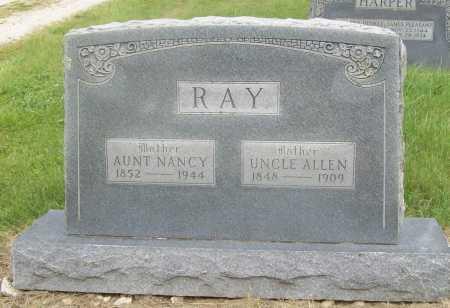 """RAY, NANCY """"AUNT"""" - Madison County, Arkansas   NANCY """"AUNT"""" RAY - Arkansas Gravestone Photos"""