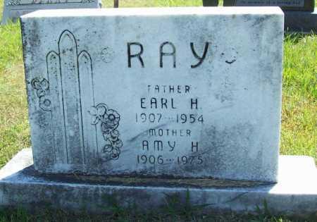 RAY, EARL H. - Madison County, Arkansas | EARL H. RAY - Arkansas Gravestone Photos