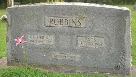 ROBBINS, ENOS - Madison County, Arkansas | ENOS ROBBINS - Arkansas Gravestone Photos
