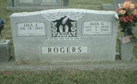 ROGERS (VETERAN VIET), ALVA G - Madison County, Arkansas   ALVA G ROGERS (VETERAN VIET) - Arkansas Gravestone Photos