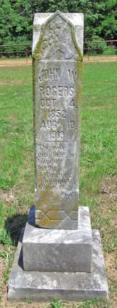 ROGERS, JOHN WILLIAM - Madison County, Arkansas | JOHN WILLIAM ROGERS - Arkansas Gravestone Photos