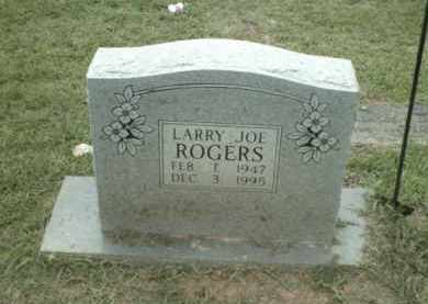 ROGERS, LARRY JOE - Madison County, Arkansas | LARRY JOE ROGERS - Arkansas Gravestone Photos