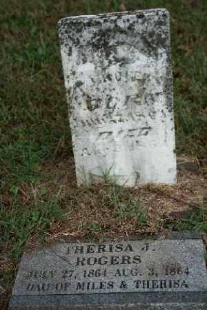 ROGERS, THOMAS J. - Madison County, Arkansas | THOMAS J. ROGERS - Arkansas Gravestone Photos