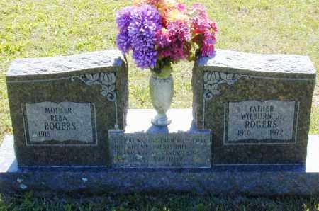 ROGERS, WILBURN J. - Madison County, Arkansas   WILBURN J. ROGERS - Arkansas Gravestone Photos