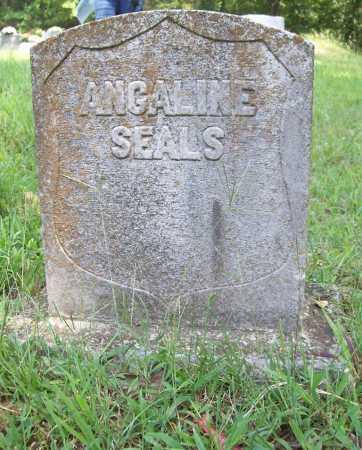 SEALS, ANGALINE - Madison County, Arkansas | ANGALINE SEALS - Arkansas Gravestone Photos
