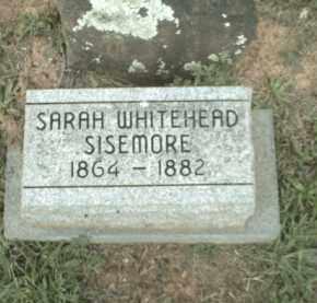 SISEMORE, SARAH - Madison County, Arkansas | SARAH SISEMORE - Arkansas Gravestone Photos