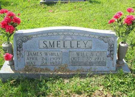 SMELLEY, WILLA C. - Madison County, Arkansas | WILLA C. SMELLEY - Arkansas Gravestone Photos
