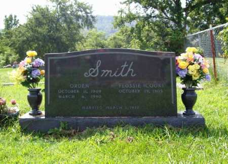 SMITH, ORDEN - Madison County, Arkansas | ORDEN SMITH - Arkansas Gravestone Photos