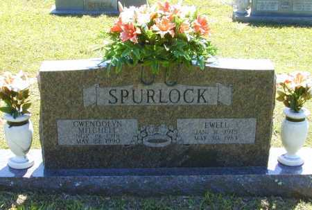 SPURLOCK, EWELL - Madison County, Arkansas | EWELL SPURLOCK - Arkansas Gravestone Photos