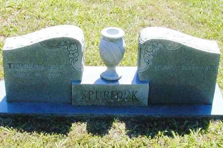 SPURLOCK, JOHN WILLIAM - Madison County, Arkansas | JOHN WILLIAM SPURLOCK - Arkansas Gravestone Photos