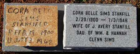 STANFILL, CORA BELLE - Madison County, Arkansas | CORA BELLE STANFILL - Arkansas Gravestone Photos