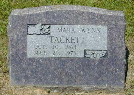 TACKETT, MARK WYNN - Madison County, Arkansas | MARK WYNN TACKETT - Arkansas Gravestone Photos