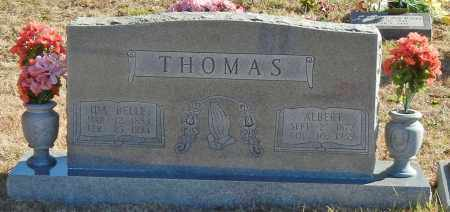 THOMAS, ALBERT - Madison County, Arkansas | ALBERT THOMAS - Arkansas Gravestone Photos