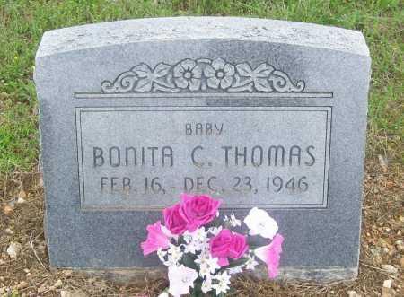 THOMAS, BONITA C. - Madison County, Arkansas | BONITA C. THOMAS - Arkansas Gravestone Photos