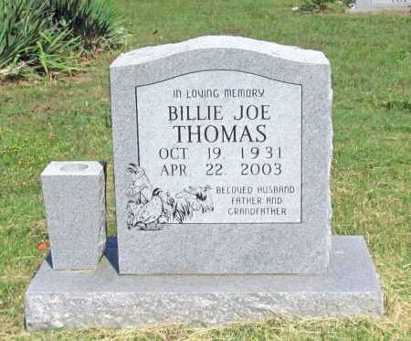 THOMAS, BILLIE JOE - Madison County, Arkansas | BILLIE JOE THOMAS - Arkansas Gravestone Photos
