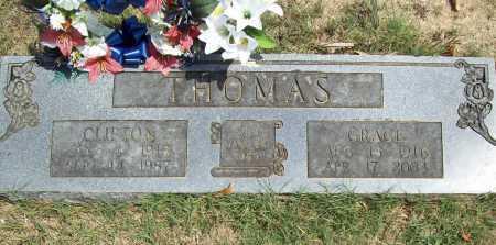 THOMAS, GRACE P. - Madison County, Arkansas | GRACE P. THOMAS - Arkansas Gravestone Photos