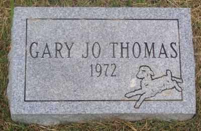 THOMAS, GARY JO - Madison County, Arkansas | GARY JO THOMAS - Arkansas Gravestone Photos