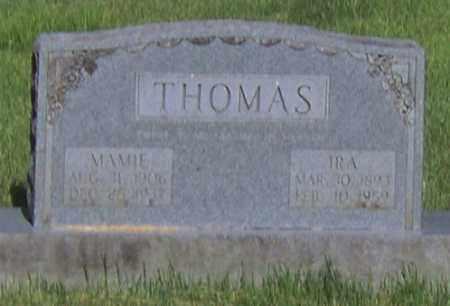 THOMAS, MAMIE - Madison County, Arkansas   MAMIE THOMAS - Arkansas Gravestone Photos