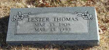THOMAS, LESTER - Madison County, Arkansas | LESTER THOMAS - Arkansas Gravestone Photos