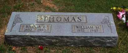 THOMAS, WILLIAM M - Madison County, Arkansas | WILLIAM M THOMAS - Arkansas Gravestone Photos