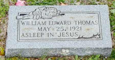 THOMAS, WILLIAM EDWARD - Madison County, Arkansas | WILLIAM EDWARD THOMAS - Arkansas Gravestone Photos