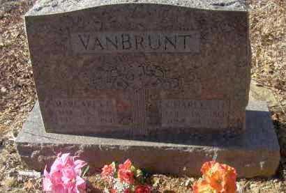 VAN BRUNT, MARGARET C - Madison County, Arkansas | MARGARET C VAN BRUNT - Arkansas Gravestone Photos