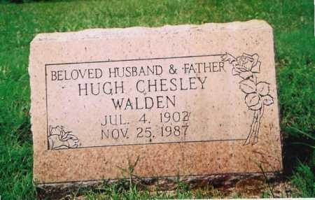 WALDEN, HUGH CHESLEY - Madison County, Arkansas   HUGH CHESLEY WALDEN - Arkansas Gravestone Photos