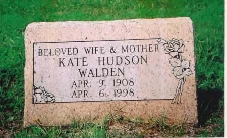 WALDEN, KATE JULIA - Madison County, Arkansas | KATE JULIA WALDEN - Arkansas Gravestone Photos
