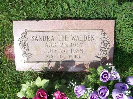 WALDEN, SANDRA LEE - Madison County, Arkansas   SANDRA LEE WALDEN - Arkansas Gravestone Photos