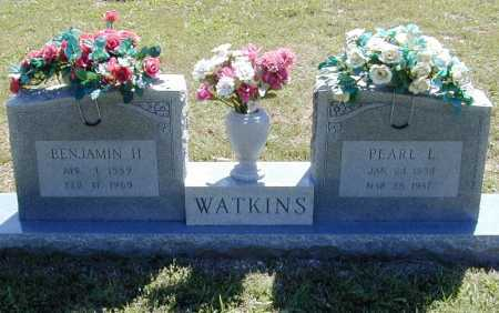 WATKINS, PEARL L. - Madison County, Arkansas | PEARL L. WATKINS - Arkansas Gravestone Photos