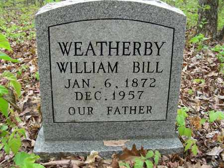 WEATHERBY, WILLIAM 'BILL' - Madison County, Arkansas | WILLIAM 'BILL' WEATHERBY - Arkansas Gravestone Photos