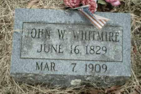 WHITMIRE (VETERAN), JOHN WARREN - Madison County, Arkansas | JOHN WARREN WHITMIRE (VETERAN) - Arkansas Gravestone Photos
