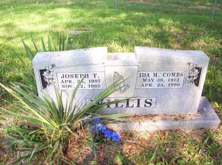 COMBS WILLIS, IDA MARIE - Madison County, Arkansas | IDA MARIE COMBS WILLIS - Arkansas Gravestone Photos