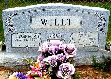 WILLT, OTIS  KELLY - Madison County, Arkansas | OTIS  KELLY WILLT - Arkansas Gravestone Photos