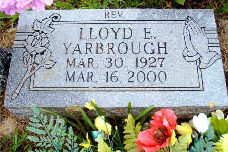 """YARBROUGH, REV. LLOYD EUGENE """"J. B."""" - Madison County, Arkansas   REV. LLOYD EUGENE """"J. B."""" YARBROUGH - Arkansas Gravestone Photos"""