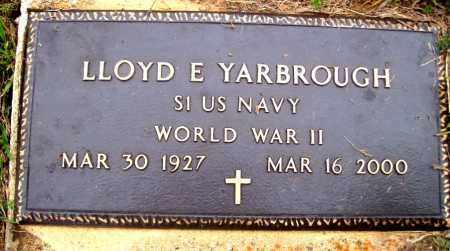 "YARBROUGH (VETERAN WWII), REV. LLOYD EUGENE ""J. B. "" - Madison County, Arkansas | REV. LLOYD EUGENE ""J. B. "" YARBROUGH (VETERAN WWII) - Arkansas Gravestone Photos"