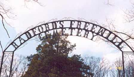 *RADFORD'S FREEWILL CEMETERY,  - Madison County, Arkansas |  *RADFORD'S FREEWILL CEMETERY - Arkansas Gravestone Photos