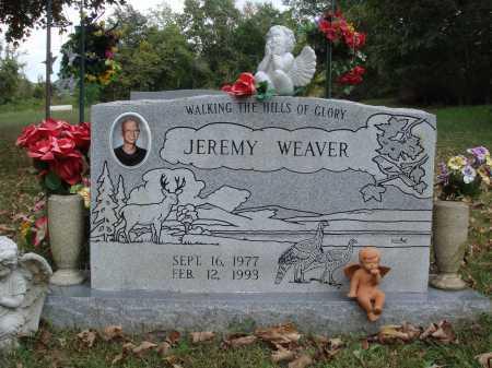 WEAVER, JEREMY - Madison County, Arkansas | JEREMY WEAVER - Arkansas Gravestone Photos